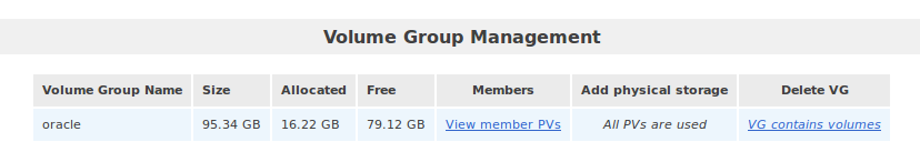 VG Management